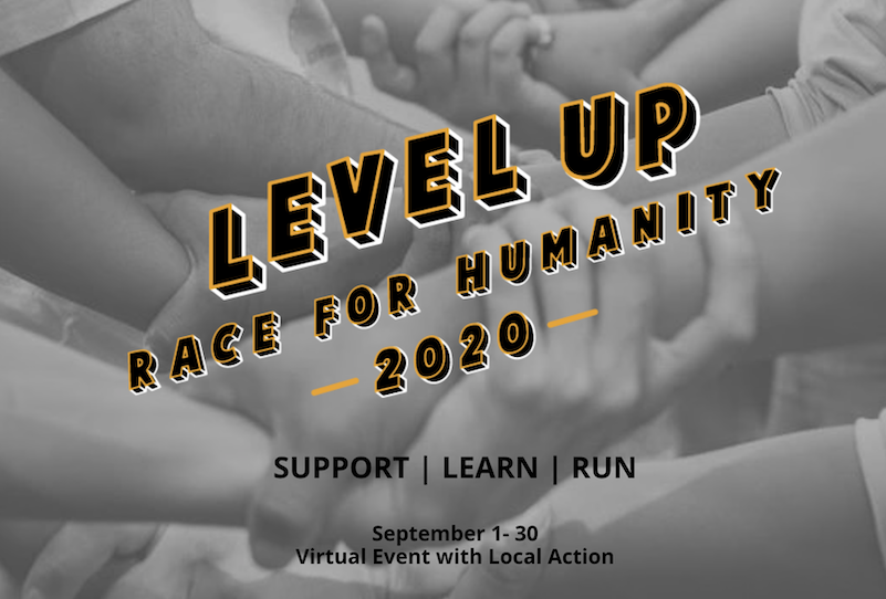 Get Active and Take Action: Join Our First-Ever Virtual Race