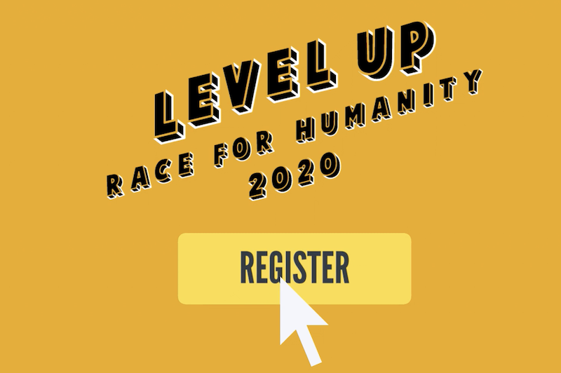 Five Days Until Level Up: Race for Humanity! Here's What to Expect.