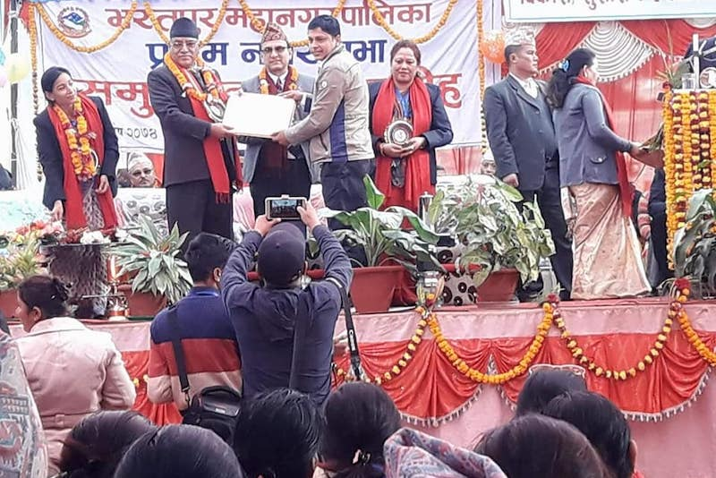 Nepal Friendship Society Recognized by Bharatpur Metro Municipality City Council