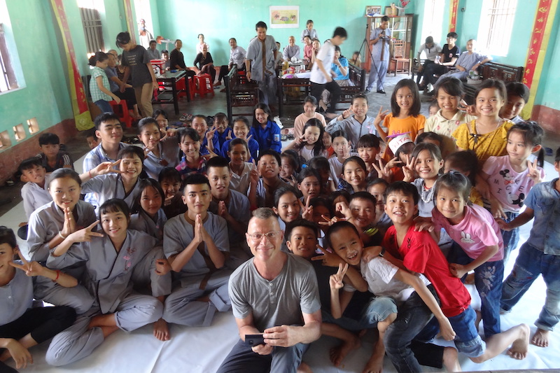 A Summer of Peace Building: Spreading to New Communities in Vietnam